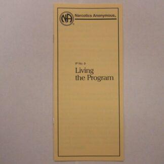 IP #9 Living the Program LP