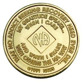 Eternity NA Bronze Medallion