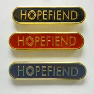 Hopefiend Lapel Pin,