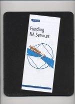 Standard Print Pamphlets NA IP # 28 Funding NA Services