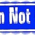 NA Stickers Cruz'n Not Uzing – Bumper Sticker