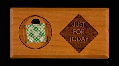 Medallion Holder Just For Today