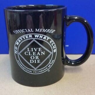 No Matter What  mug (black)