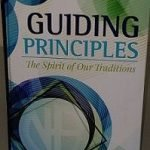 Narcotics Anonymous Books Guiding Principles: The Spirit of Our Traditions -Soft Cover