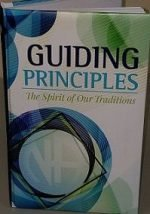 NA Books Guiding Principles: The Spirit of Our Traditions -Soft Cover