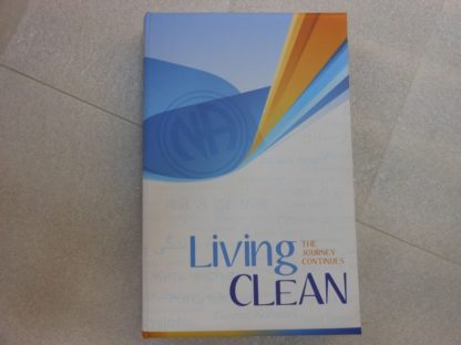Living Clean – Hard Cover