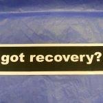 NA Stickers Got Recovery? – Bumper Sticker