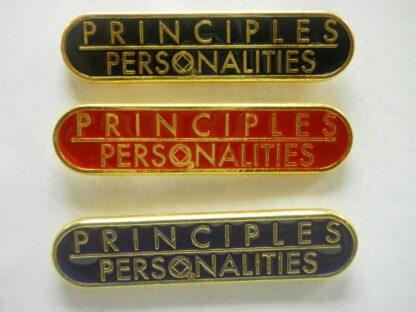 Principales over Personalities Black