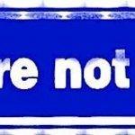 NA Stickers You Are Not Alone – Bumper Sticker