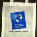 NA Public Relations Material PR Tote Bags (Set of 25)