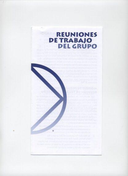 Reuniones De Trabajo Del Grupo