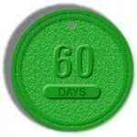 NA Recovery Chips Green 60 Day Chip
