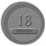 NA Recovery Chips Grey 18 Month Chip