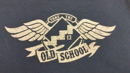 Old School Pocket T-Shirt Black