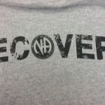 NA T-Shirts Recovery Gray Pocket T-Shirt
