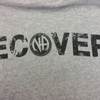 Recovery Gray Pocket T-Shirt