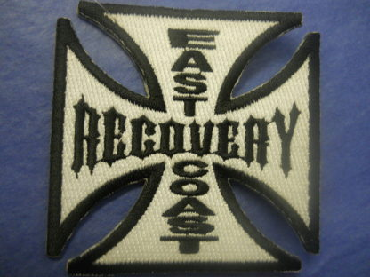 East or West Coast Recovery Lapel Pin