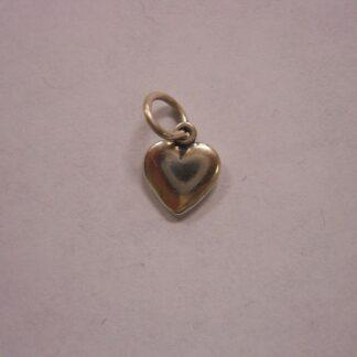 Charm – Silver Heart