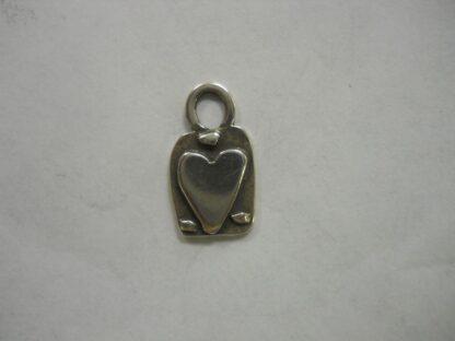Charm – Heart on a Platter
