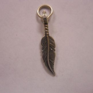 Charm –  Feather