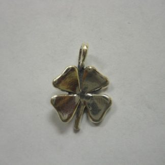 Charm #21  Four Leaf Clover