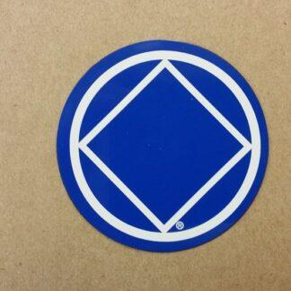 Round NA Magnet Logo