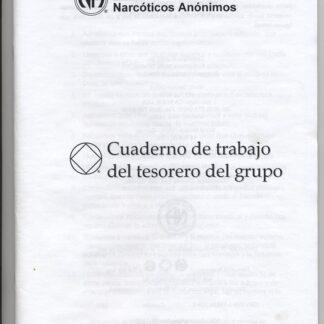 Group Treasurer's Workbook, Sp.
