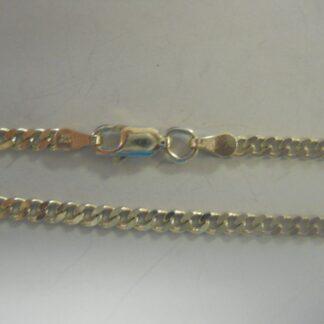Anklet/Bracelet-Rombo, Silver