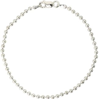 Ball Chain – Medium – Silver