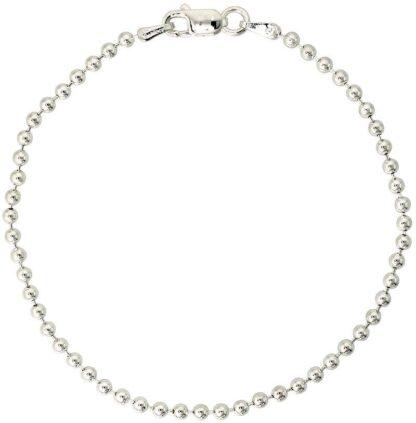 Ball Chain – Medium – Silver