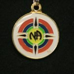 NA Sterling Silver Pendants Sterling Silver Group Logo Pendant 1 1/8th in size