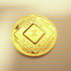 NA Gold Plate Medallions