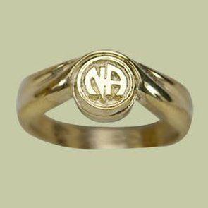 Gold NA rings