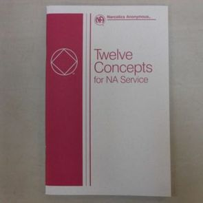 Twelve Concepts of Service in Narcotics Anonymous