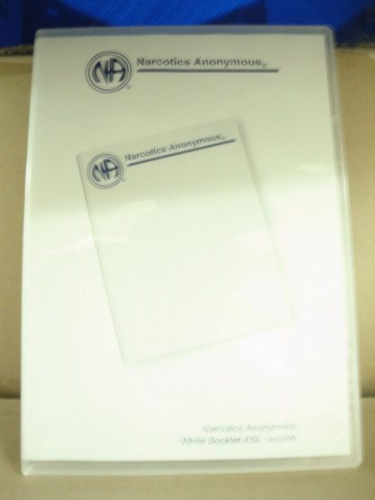 NA White Book on ASL DVD