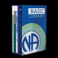 Narcotics Anonymous Books The Basic Library