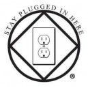 Stay Plugged In with NA Symbol